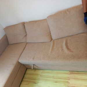 【大田区】シングルベッド、四人掛けソファー、ゴルフバッグ等の回収