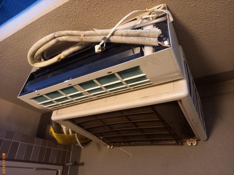 【世田谷区】家庭用エアコンの回収・処分ご依頼 お客様の声