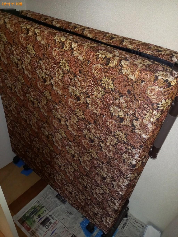 【杉並区】タンス、折り畳みベッドの回収・処分ご依頼 お客様の声
