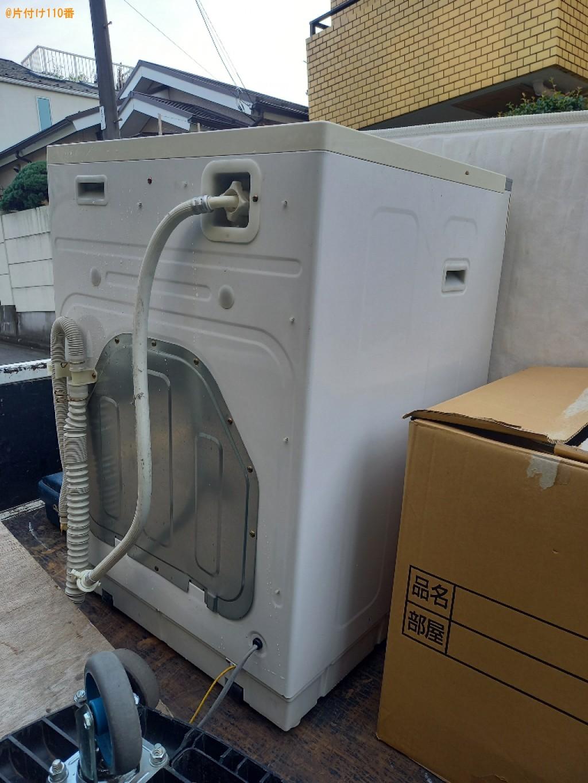 【世田谷区】ドラム式乾燥機付き洗濯機の回収・処分ご依頼