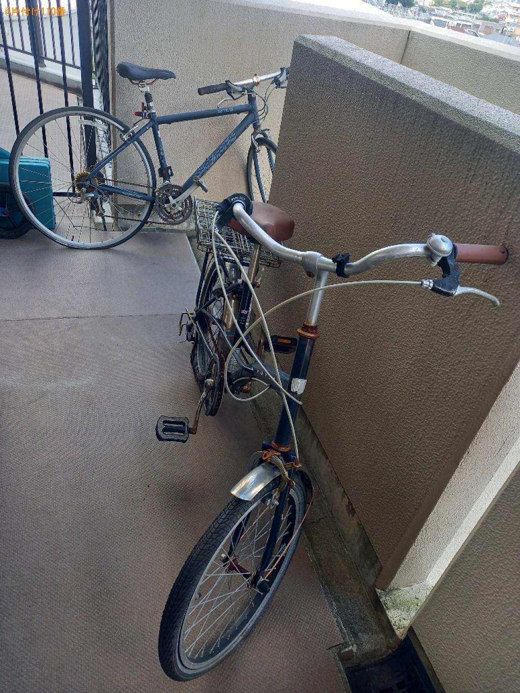 【杉並区】パソコン、自転車、レジャー用ベンチ、植木鉢の回収・処分
