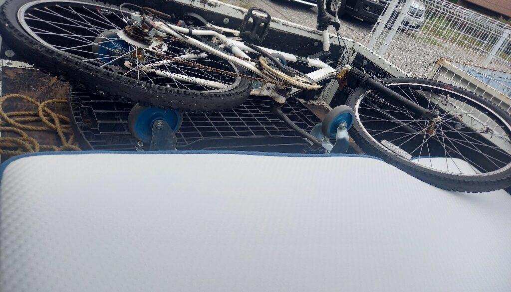 【葛飾区】自転車の回収・処分ご依頼 お客様の声